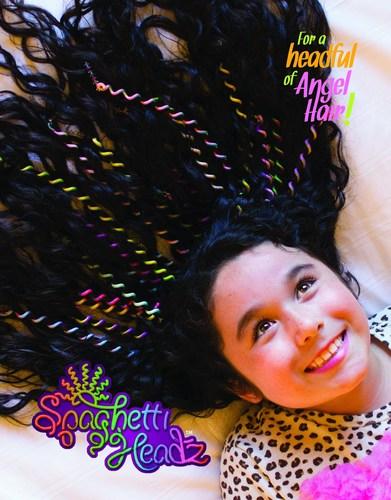 For a Headful of Angel Hair (PRNewsFoto/Morphmallow, LLC)