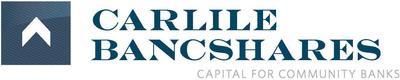 Capital for Community Banks www.carlilebancshares.com.  (PRNewsFoto/Carlile Bancshares, Inc.)