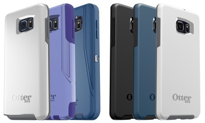 OtterBox makes the case for Samsung GALAXY Note5 and GALAXY S6 edge+.