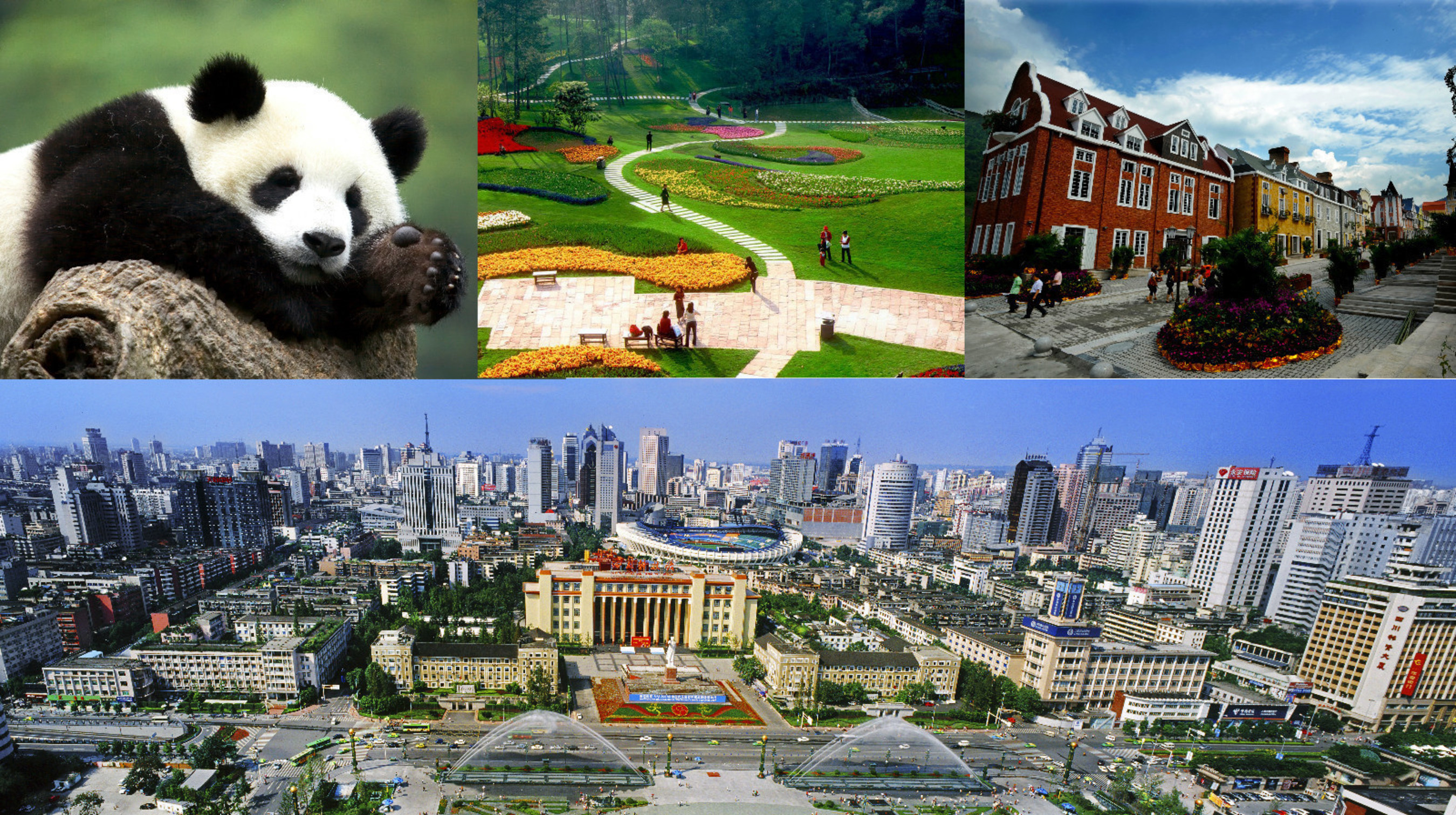 Chengdu Consolidates Its Position as the Leading City in Western China