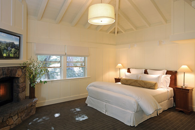 New Hillside Rooms at Meadowood Napa Valley
