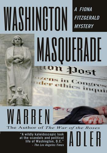Washington Masquerade: A Fiona Fitzgerald Mystery.  (PRNewsFoto/Stonehouse Productions)