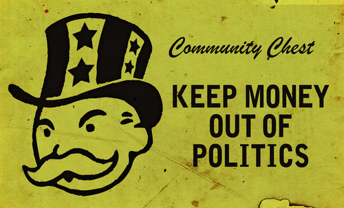 Taking Get Big Money Out of Politics Message to the Streets