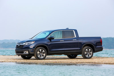 American Honda reported June sales results today, with Honda light trucks setting a new record just one week after the all-new 2017 Ridgeline entered the market.