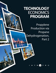 Propylene Production via Propane Dehydrogenation, Part 2. (PRNewsFoto/Intratec Solutions LLC)