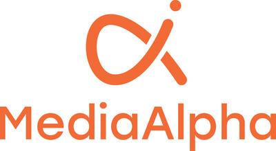 MediaAlpha Logo. (PRNewsFoto/MediaAlpha)