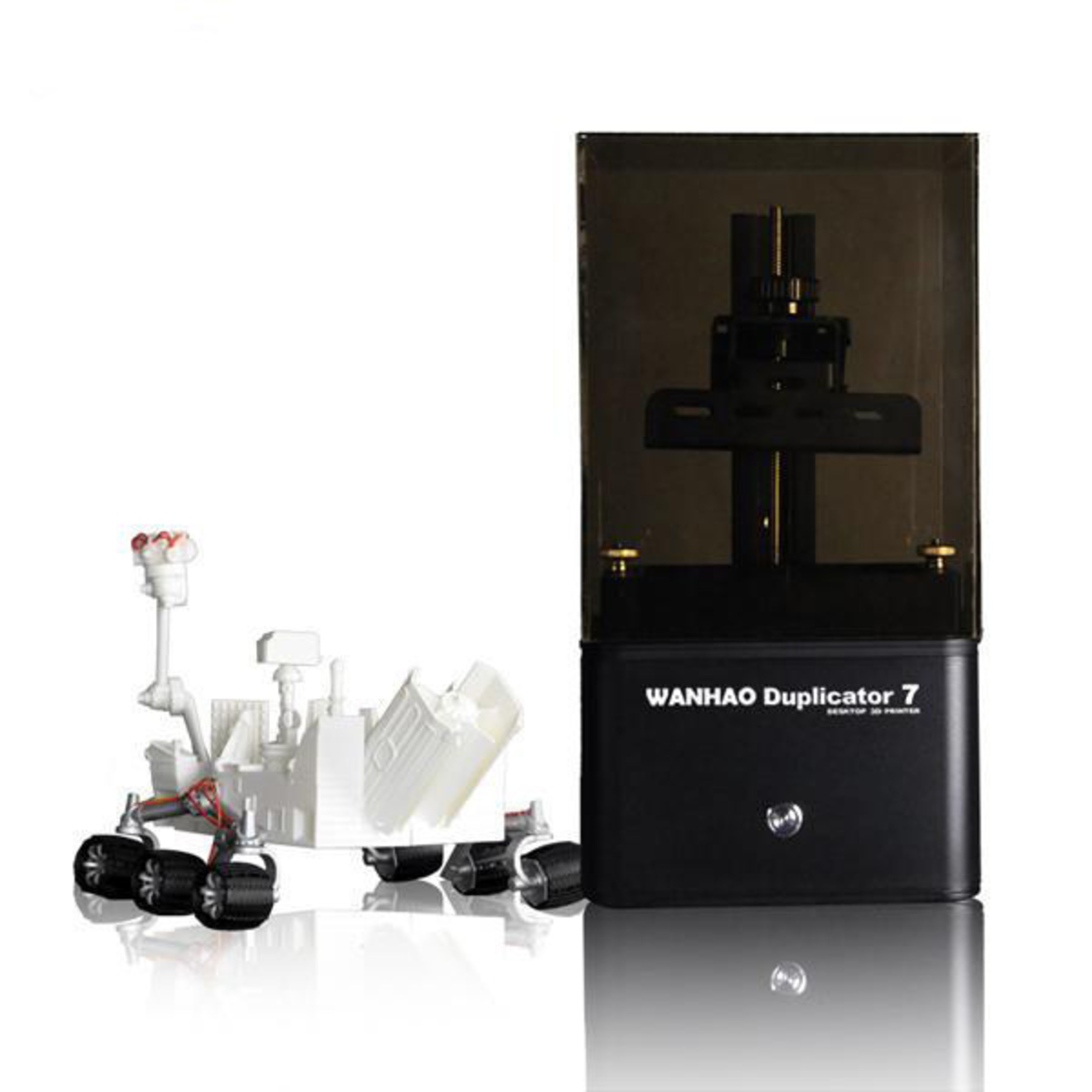 Wanhao USA Introduces the Duplicator 7 SLA 3D Printer