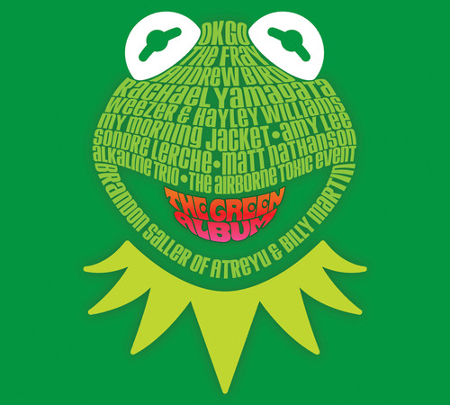 Walt Disney Records Presents Muppets: The Green Album