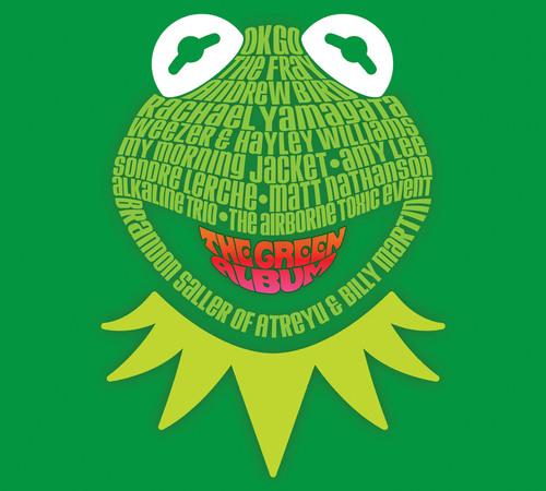 Walt Disney Records Presents Muppets: The Green Album
