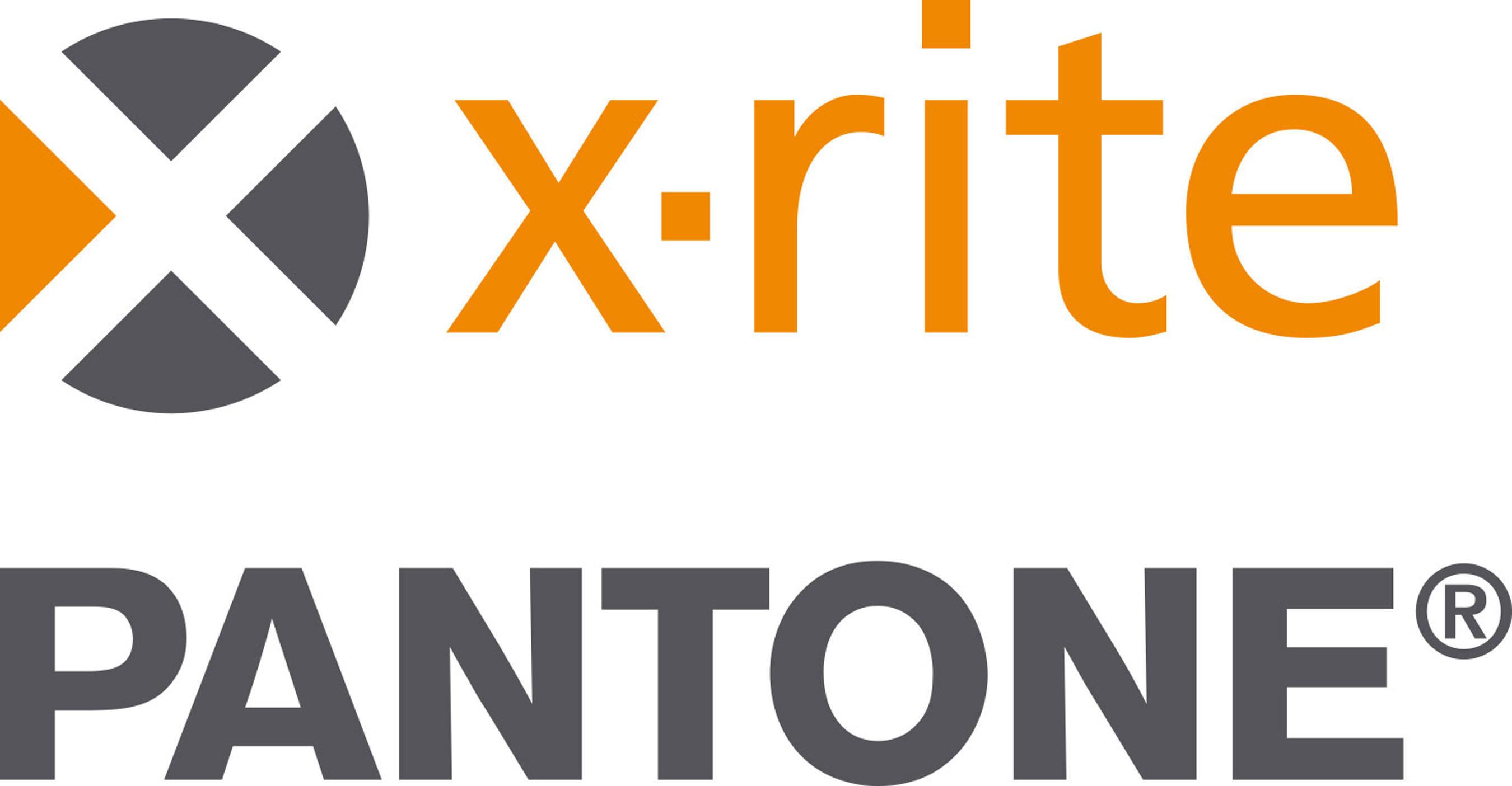 Pantone, an X-Rite company.