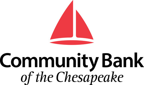 Community Bank of Tri-County is updating its name and logo as result of its growth into Virginia. The company will be known as Community Bank of the Chesapeake as of October 18, 2013.  (PRNewsFoto/Community Bank of Tri-County)