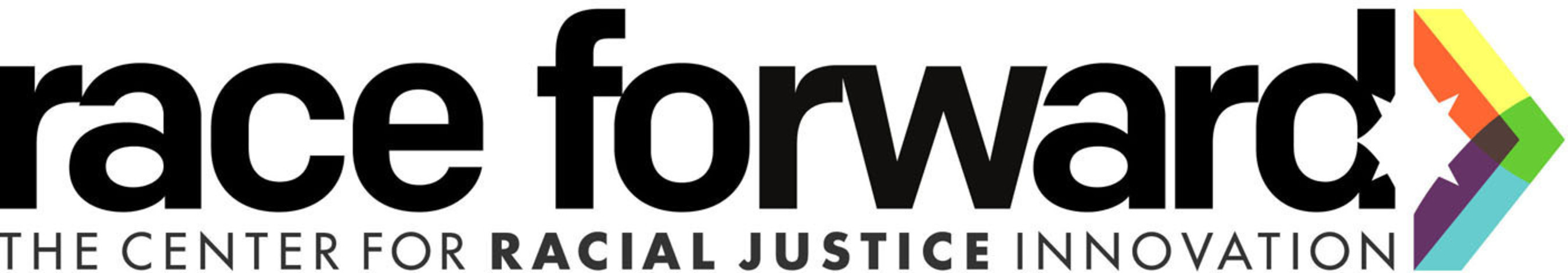 Race Forward: The Center for Racial Justice Innovation Logo.