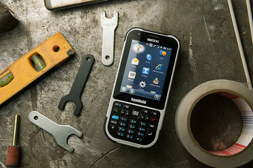 Handheld Launches the All-New NAUTIZ X4 Rugged Computer for the Mobile Worker. (PRNewsFoto/Handheld Group) ...