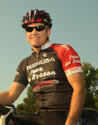 NASCAR Sprint Cup Champion and Bobby Labonte Foundation founder Bobby Labonte