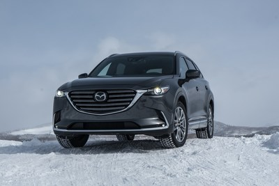 2016 Mazda CX-9 Achieves Best-in-Class Combined EPA Fuel Economy Rating