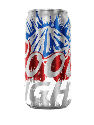 COORS LIGHT(R) UNVEILS NEW LINEUP SO BEER DRINKERS CAN #LIVESUMMER. World's Most Refreshing Beer Debuts Coors Light Special-Edition Design Series Packaging. (PRNewsFoto/Coors Light) (PRNewsFoto/COORS LIGHT)