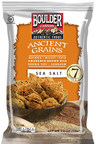 Boulder Canyon Ancient Grains named named winner of Prevention Magazine's 2015 Cleanest Packaged Foods Award