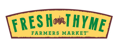 Fresh Thyme Farmers Markets logo. (PRNewsFoto/Fresh Thyme Farmers Markets) (PRNewsFoto/FRESH THYME FARMERS MARKETS)