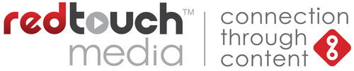 Red Touch Media Logo. (PRNewsFoto/Red Touch Media)
