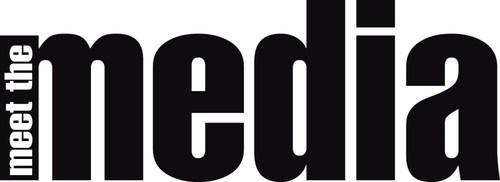 Meet The Media Logo (PRNewsFoto/PR Newswire)