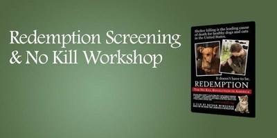 Join us for an one hour workshop presentation by the author immediately following the film.