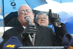 Rep. Gerry Connolly of Virginia has introduced the Federal Adjustment of Income Rates (FAIR) Act, which would provide federal employees with a 5.3% catch-up pay adjustment in 2017. Due to years of frozen wages and minuscule increases, federal employees have seen their standard of living decline 6.5% since the start of the decade. Congressman Connolly first announced his intention to introduce the bill during the American Federation of Government Employees' Legislative and Grassroots Mobilization Conference earlier this month, where he addressed hundreds of federal employee activists during a rain-soaked rally on Capitol Hill.