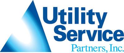 Utility Service Partners logo. (PRNewsFoto/Utility Service Partners, Inc.)