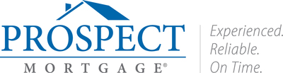 Prospect Mortgage logo.
