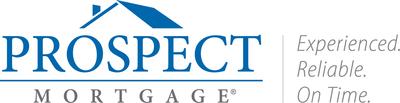 Prospect Mortgage logo. (PRNewsFoto/Prospect Mortgage)