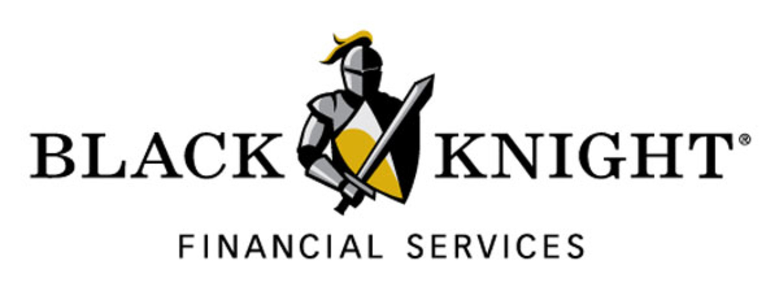 Black Knight Financial Services logo (PRNewsFoto/Black Knight Financial Services)