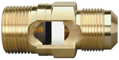 BrassCraft(R) Updates Excess Flow Valve (EFV) Products