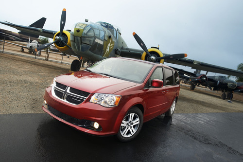 The Originator is Back with an All-New Attitude -- The New 2011 Dodge Grand Caravan: New Heart, New
