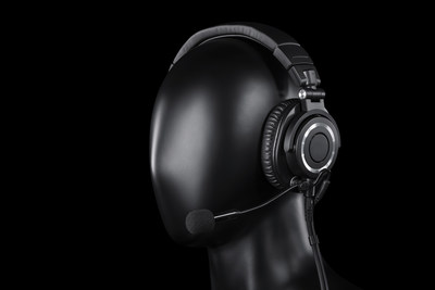 ModMic 5 - A detachable boom mic that turns any pair of headphones into a headset for gaming, VoIP, recording, and streaming in a snap.