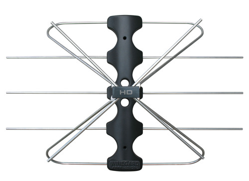 Winegard's FreeVision outdoor antenna available now at Home Depot. It is easy to install in an attic, on a ...