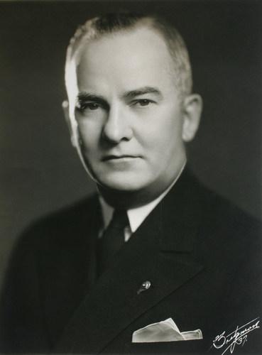 """Father of the G.I. Bill"" Harry W. Colmery (PRNewsFoto/Grantham University)"