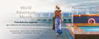 Cunard Announces World Adventure Month