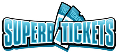 Concert, Sports, & Theater tickets.  (PRNewsFoto/Superb Tickets, LLC)