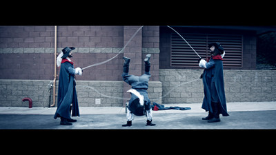 "New 3 MUSKETEERS(R) Bar ""Why 3?"" campaign, the first new campaign for the brand in more than 10 years, features the iconic Musketeers together to showcase why ""3"" is the ideal number of Musketeers in any situation, and that 3 MUSKETEERS(R) Bar is the perfect amount of chocolate, fluffy and Musketeer."