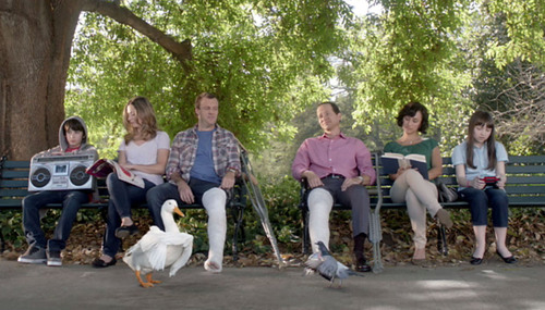 New Aflac Ad Asks: 'What About Your Family?'