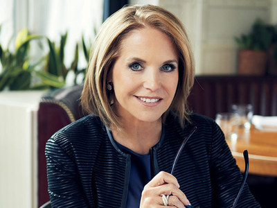 Katie Couric, Entertainment Industry Foundation
