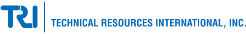 Technical Resources International Company Logo. (PRNewsFoto/Technical Resources International, Inc.) (PRNewsFoto/TECHNICAL RESOURCES...)