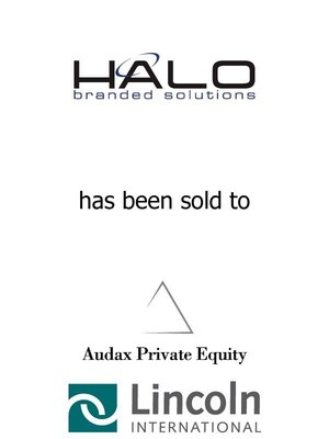 Lincoln International represents the shareholders and management of HALO Branded Solutions in its sale to Audax Private Equity