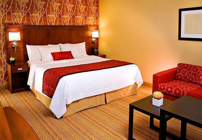 The Courtyard Seattle Bellevue/Redmond hopes to ease the gifting burden with a seasonal package that all guests will be happy to unwrap. The hotel in Bellevue, Washington, has a Deck the Malls Package that offers deluxe accommodations from $149 to $179 along with a $50 Visa gift card with every night booked. For information, visit www.marriott.com/Bvuch or call 1-425-869-5300. (PRNewsFoto/Courtyard Seattle Bellevue/Redmond) (PRNewsFoto/COURTYARD SEATTLE BELLEVUE...)