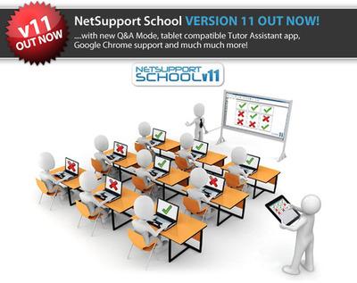 NetSupport School.  (PRNewsFoto/NetSupport Inc)