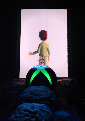 Kinect for Xbox 360 Sets the Future in Motion - No Controller Required