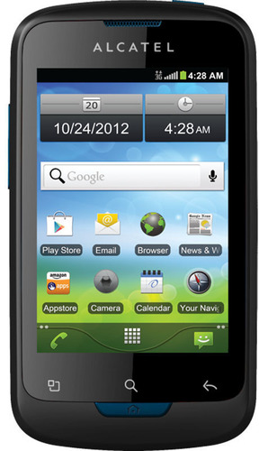 ALCATEL ONE TOUCH today announced the availability of the ONE TOUCH Shockwave(TM), the perfect device for ...