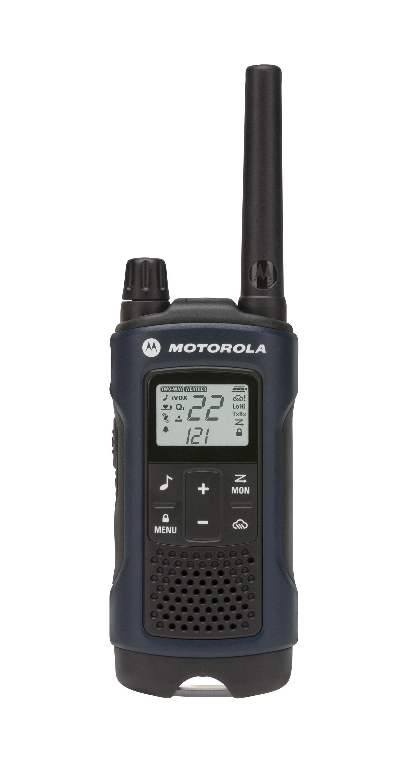 Weatherproof Motorola TALKABOUT T460