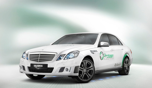 Protean Electric Introduces Production In-Wheel Electric Drive System; Exhibits At Auto Shanghai