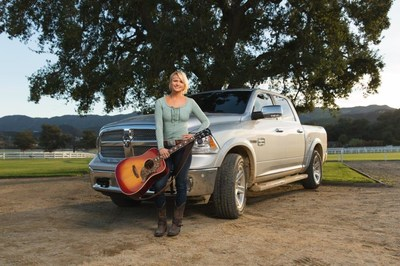 "The Ram brand and Grammy(R) Award-winner Miranda Lambert announce long-form music vignette of ""Roots & Wings"" song. Photo credit: The Ram Brand"