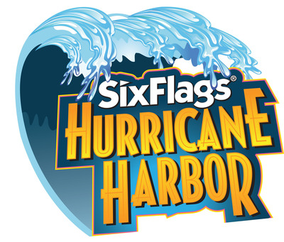 Six Flags Over Georgia is excited to announce its new attraction for 2014, Hurricane Harbor. The new water park is the largest expansion in the history of Six Flags Over Georgia.  (PRNewsFoto/Six Flags Over Georgia)